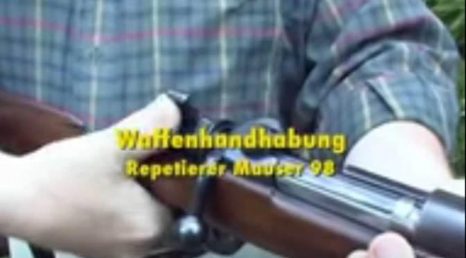 DJZ-TV: Waffenkunde mit Max Wiegand