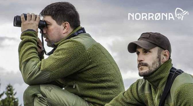 NEU bei Frankonia – Jagdbekleidung von Norrona!
