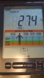 0922体脂肪率