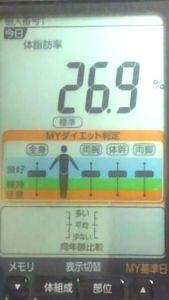 1004体脂肪率