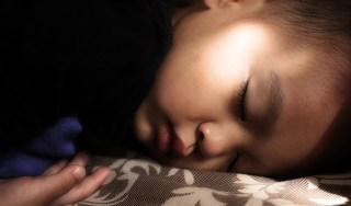 睡眠_子供