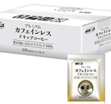 Amazon 【Amazon.co.jp限定】国太楼 プレミアムカフェインレスドリップコーヒー 100P アバンス ドリップバッグ 通販