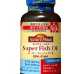 1粒で必要な栄養素を補給ネイチャーメイドスーパーフィッシュオイル90粒 FiNCモール