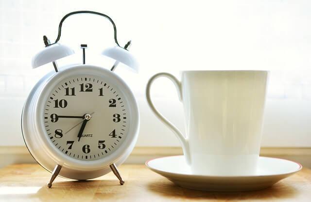 ココナッツオイルコーヒー-飲むタイミング