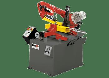 Sierra FAT 370 SA DI MD, perfecta para el sector de la construcción