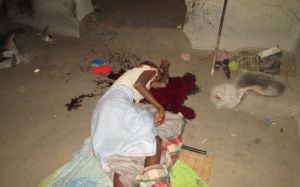 BALRAMPUR : In suspicion of witchcraft killing