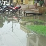bilaspur rain problem