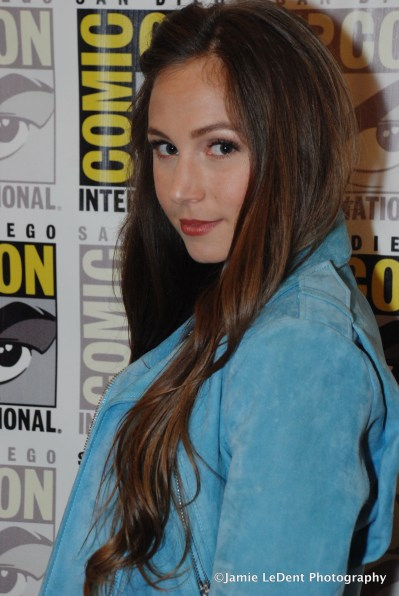 Dominique Provost-Chalkley: Waverly Earp