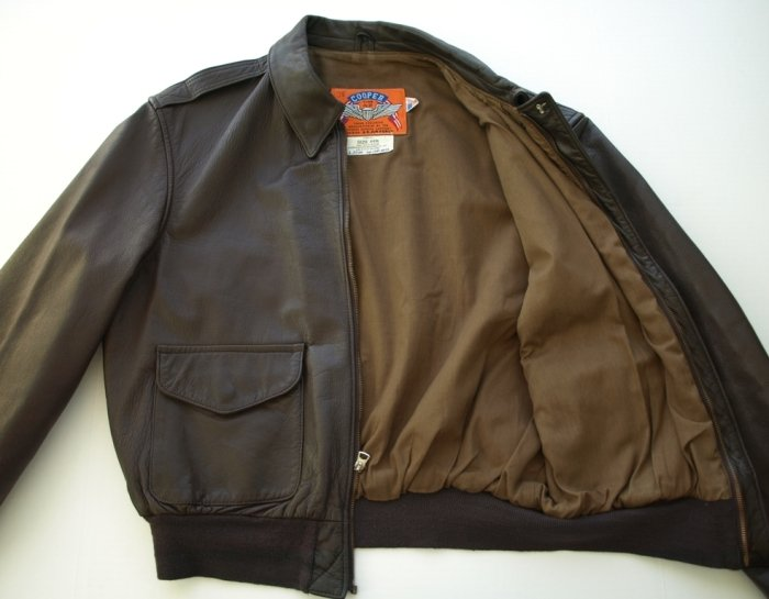 Cooper A-2 Air Force Bomber Jacket (1/2)