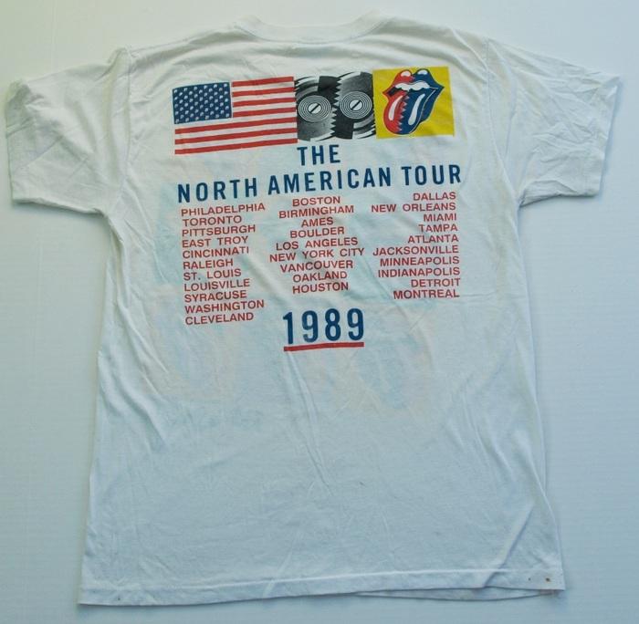 Rolling Stones Steel Wheels Tour 1989 (2/3)