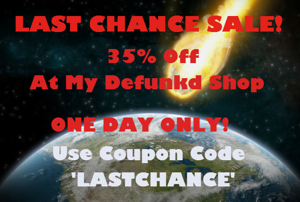 35% Off One Day Only!