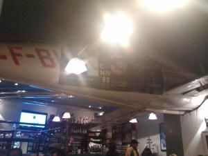L'Avion restaurant cannes