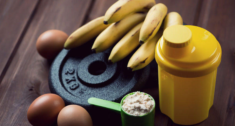 Proteins Alone or With Carbohydrates After Training