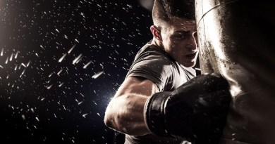 Boxing Training for Your Muscles