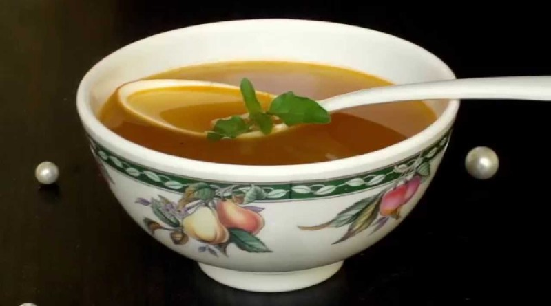 Vegetable Broth Without Allergens