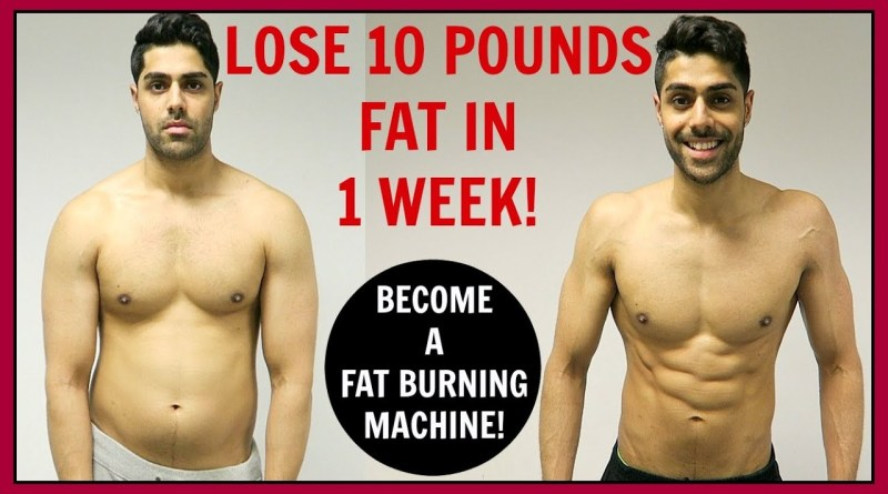 Lose 10 Pounds in 1 Week