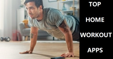 Top Home Workout apps During Lockdown