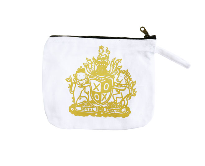 Pouch-Royal Darling-Front