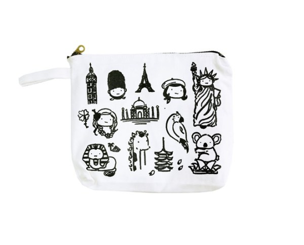 Pouch-Wanderlust-Front
