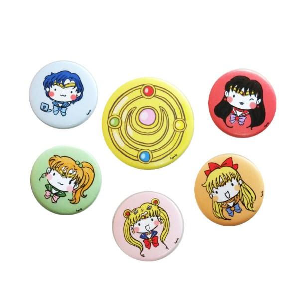 Sailormoon Full - Pin
