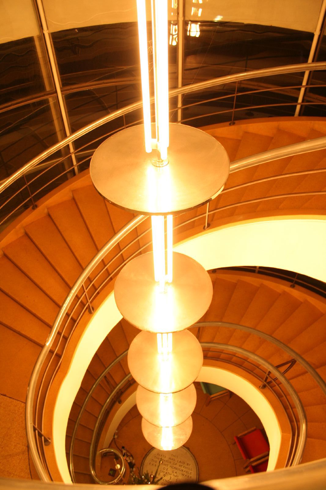 pavilion staircase