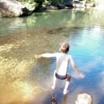 Magdala, Glenbrook and Sassafras Creeks