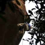 Abseiling Africa Wall and Kilimanjaro