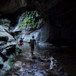 A quick trip through River Caves