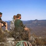 Bushwalking and canyoning in the 1960s