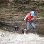 The issue with bottom-belaying