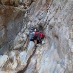 A Bungonia canyoning trifecta