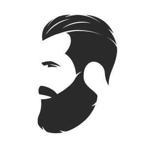 Twarz z brodą