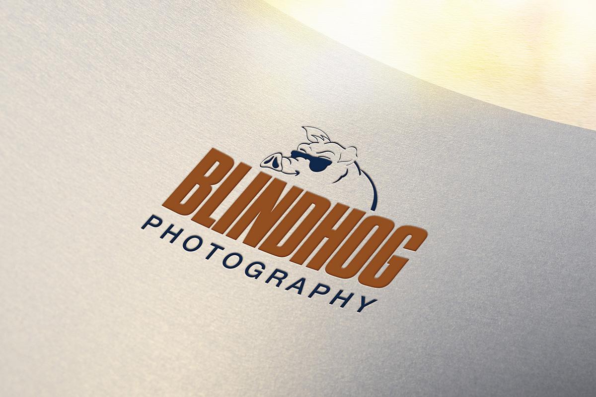 Blind Hog logo