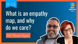 WP Watercooler YouTube cover image that reads, What is an empathy map, and why do we care?
