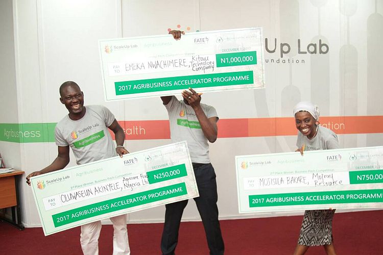 Press Release: ScaleUp Lab Agribusiness  Accelerator Programme By  FATE Foundation
