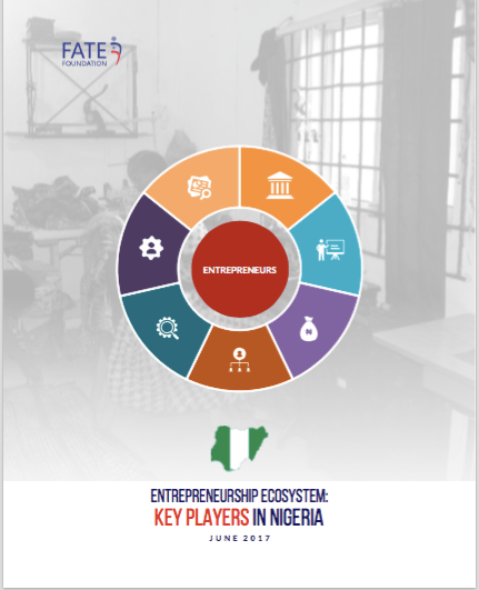 FATE FOUNDATION DEVELOPS 2018 VERSION OF ENTREPRENEURSHIP ECOSYSTEM KEY PLAYERS LIST.