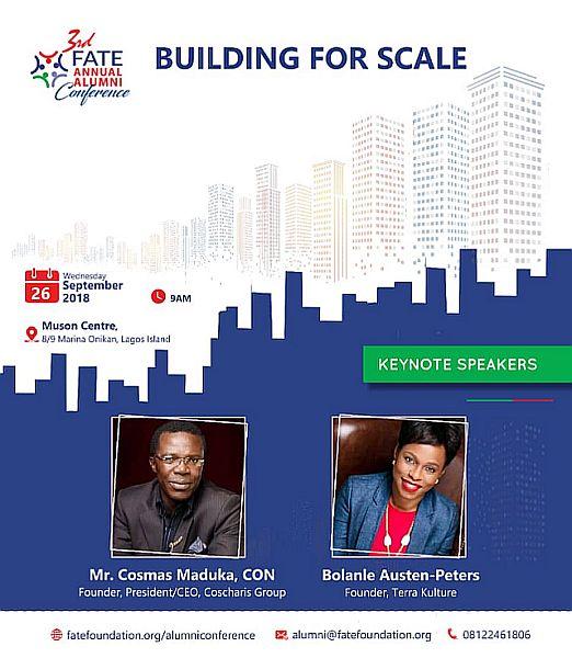 Press Release: 3rd FATE Annual Alumni Conference