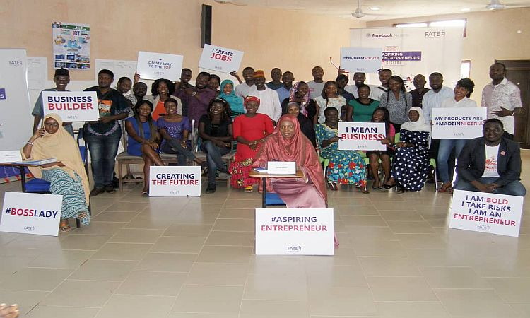 The 40 Entrepreneurs who made our Aspiring Entrepreneurs Digital-Kaduna
