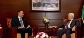 الرئيس يستقبل مبعوث الأمين العام للأمم المتحدة