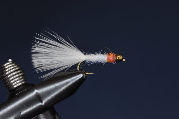 Fluff Butt Crappie Fly