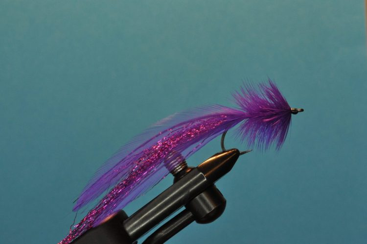 Seaducer Fly Pattern Step-by-Step