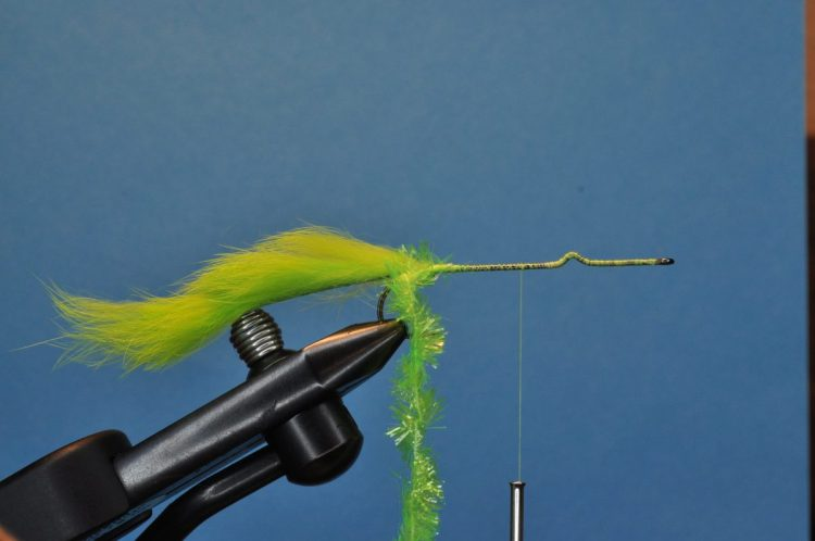 Topwater Chimera Fly Step-by-Step