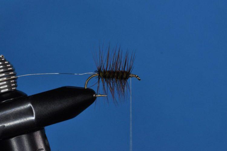 The Elk-hair Caddis Step-by-Step
