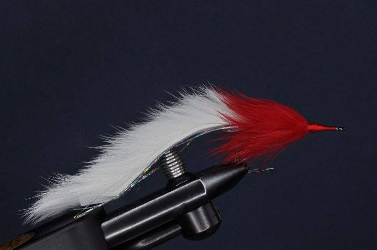 Pike Bunny Streamer Step-by-Step