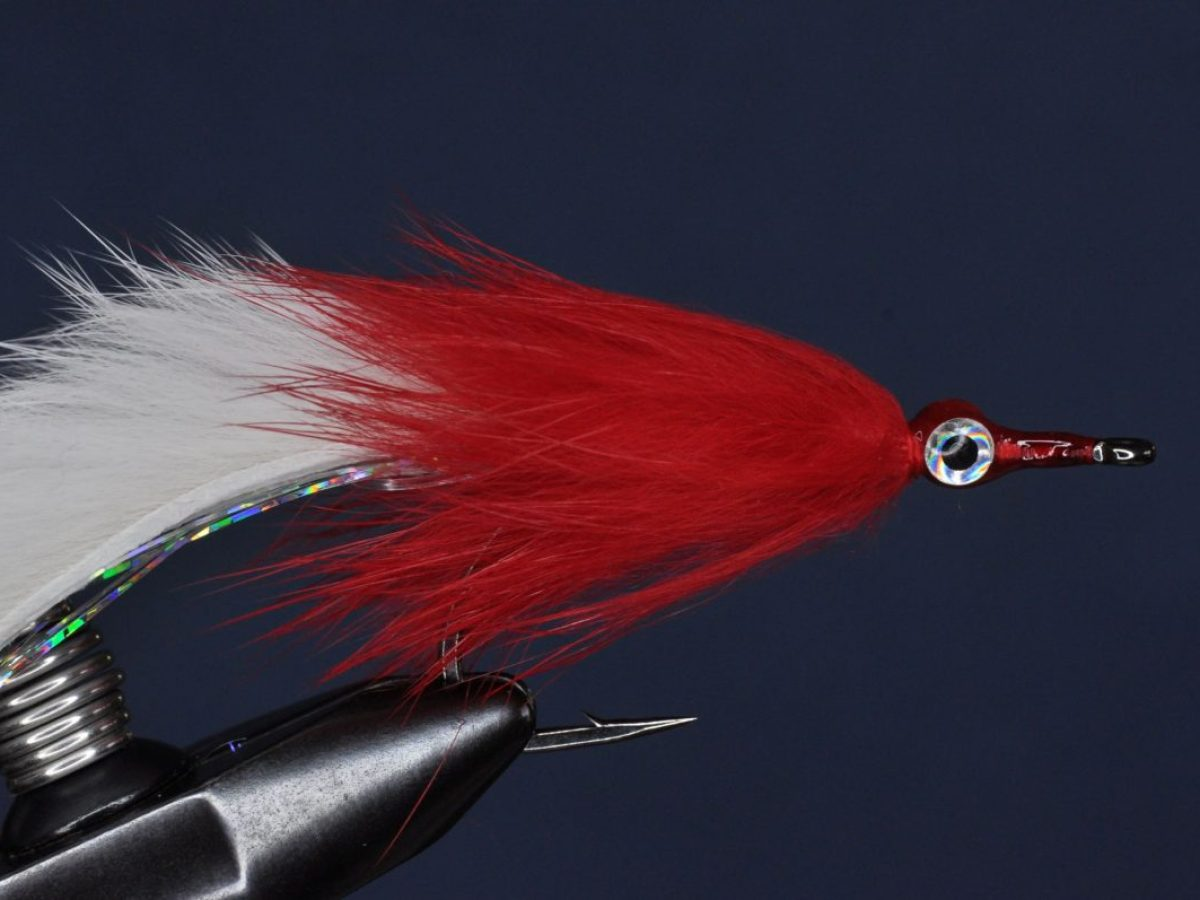 Pike Bunny Streamer Step-by-Step