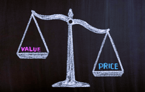 Avoid websites that want you to compete with other sellers on price.