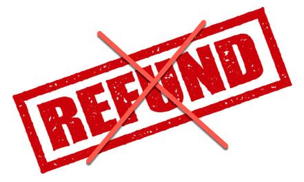 Grammarly do not process refunds