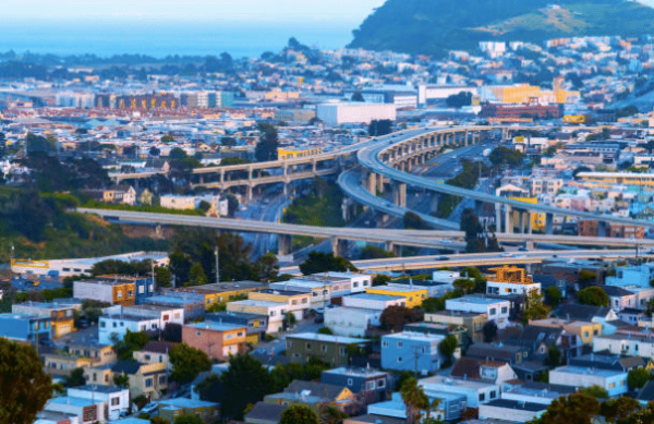 Bay Area real estate and the traffic that comes with it