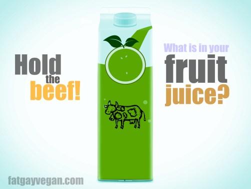 beef juice