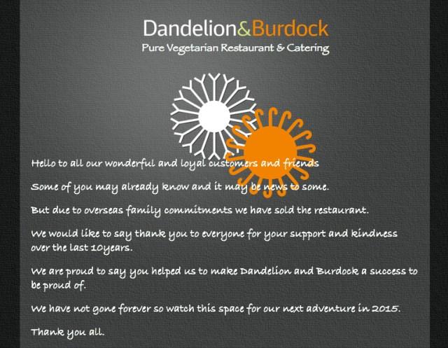 dandb closing